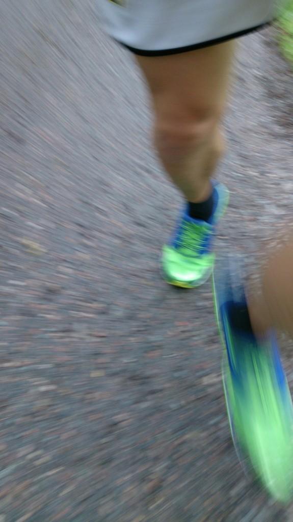 Dagens löpning