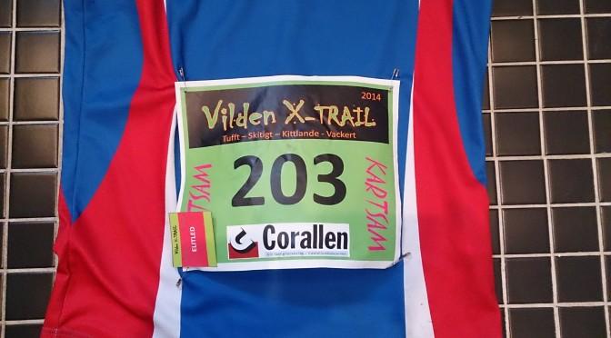 Vilden X-Trail