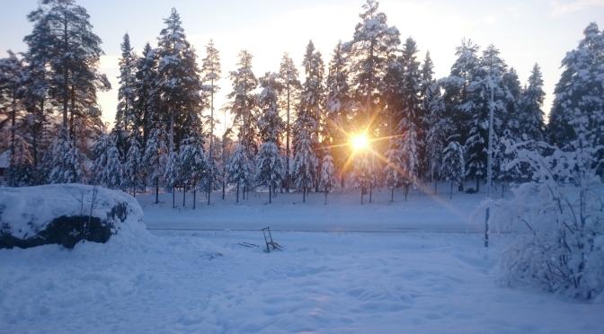 Den underbara snön