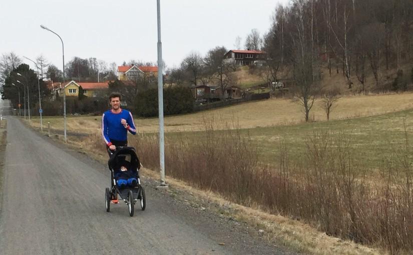 Barnvagnsjogg